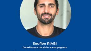 À la rencontre avec Soufien Riabi, coordinateur du vivier des accompagnants Rend-Fort