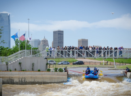 OKLAHOMA CITY NAMED A MILLENNIAL BOOMTOWN