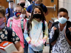 New controversial guidelines surrounding school quarantine announced by the Gov