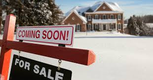 """This winter may be one of the best winters for home sales activity"""
