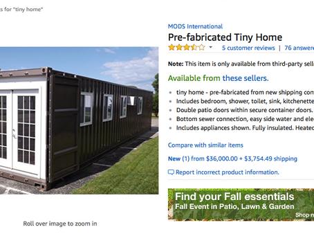 Amazon.com Invades Oklahoma City Real Estate!!!