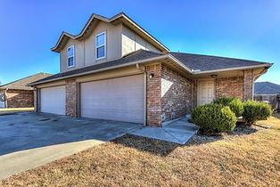 Duplex in S. OKC, CASH FLOW APPROX $423/MO
