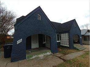 Brick & Frame Duplex