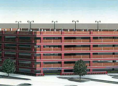 New 7 level Garage in Bricktown
