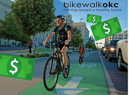 OKC ECONOMY BETS ON EXERCISE