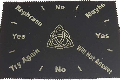"""Triquetra Pendulum Mat 8""""x12"""""""