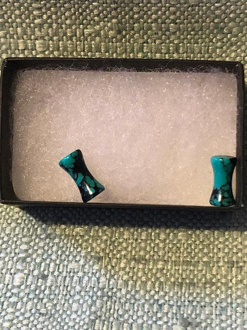 2G Two Gauge Marbled Earrings Gauges