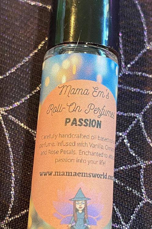 Mama Em's Passion Roll-On Perfume