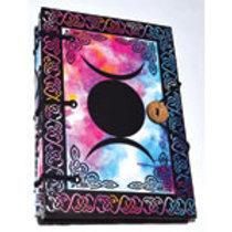 Triple Moon Notebook