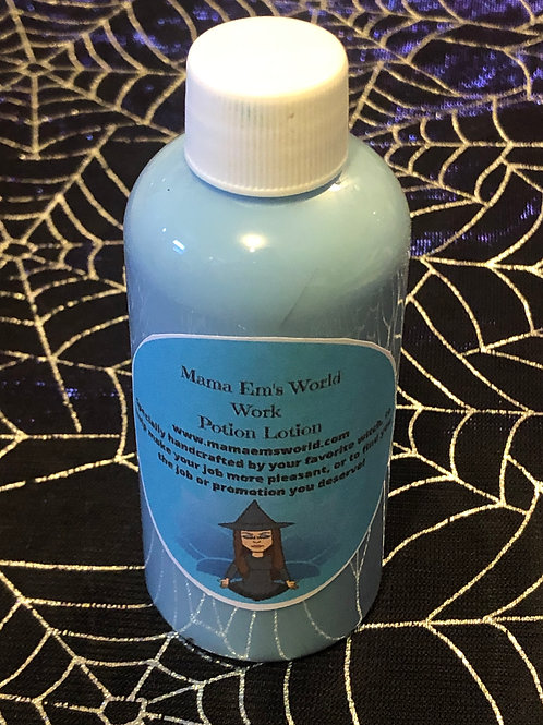 Mama Em's Work / New Job Potion Lotion