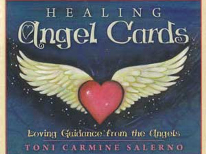 Healing Angel Cards - by Toni Carmine Solerno