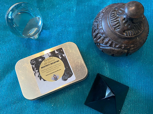 Mama Em's DIY Spell Kits - Negativity Deflecting