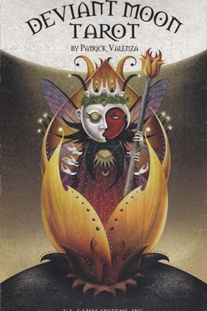 Deviant Moon Tarot - by Patrick Valenza