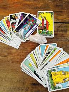 One question - Emailed Tarot Reading
