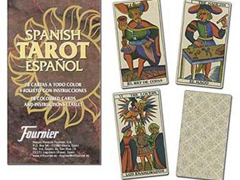 Spanish Tarot - by Lo Scarabeo