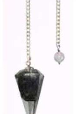 Shungite Orgone Pendulum