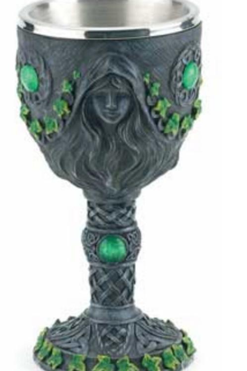Maiden, Mother & Crone Chalice