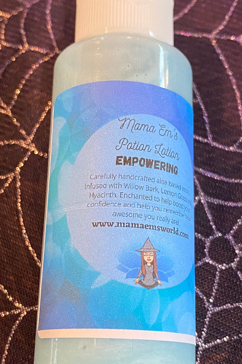 Mama Em's Empowering Potion Lotion