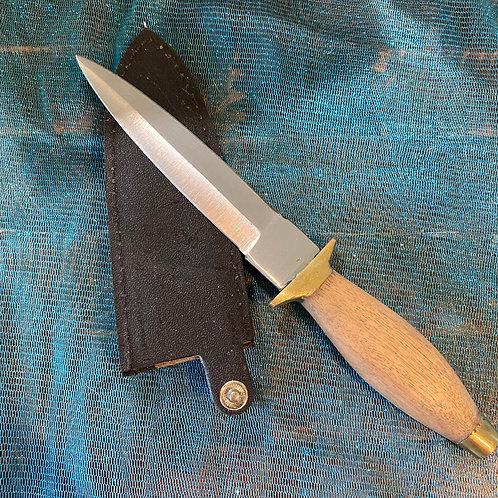 Ritual Athame Boot Knife