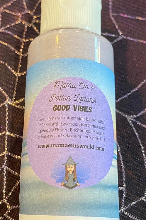 Mama Em's Good Vibes Potion Lotion