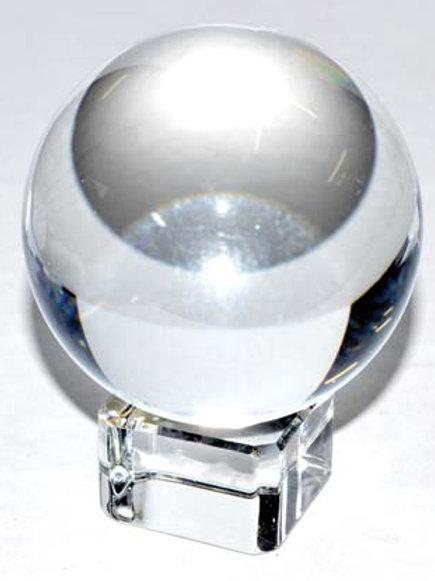 50mm Clear Gazing Crystal Ball