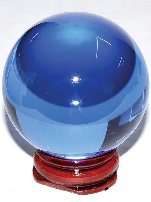 50mm Blue Gazing Ball Crystal Ball