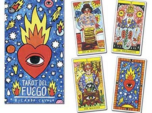 Tarot Del Fuego - by Ricardo Covolo