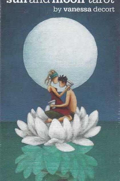 Sun And Moon Tarot - by Vanessa Decort