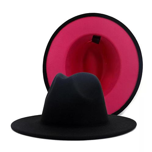 Peek A Boo Fedora Hat