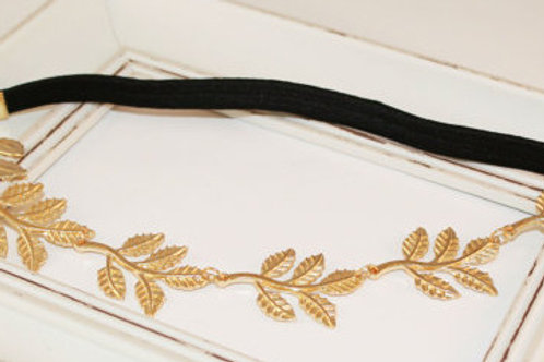 Girl Code Goddess Leaf Headband