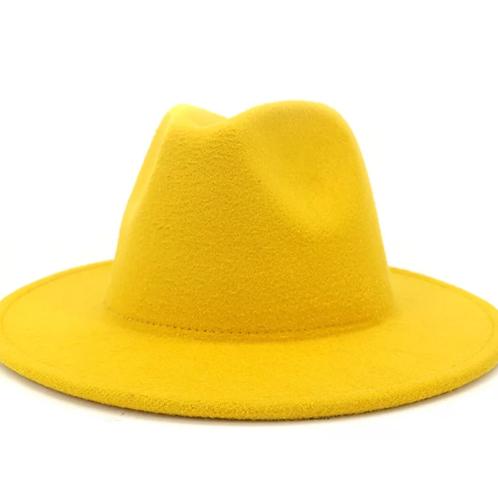 Simplicity Fedora Hat