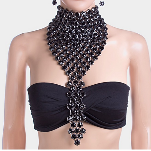 Guard Me Choker Neck Piece