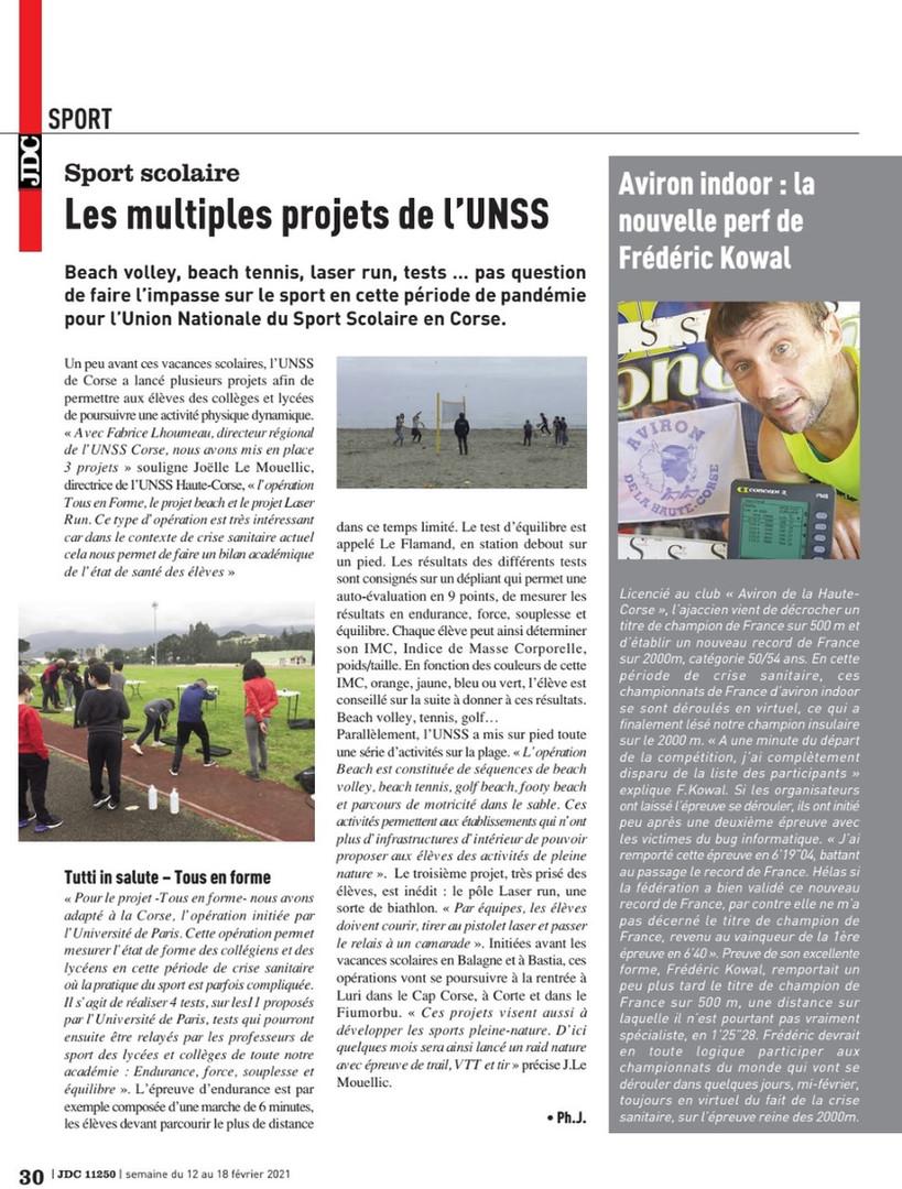 Corse Net Info