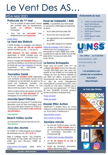 UNSS Vendée