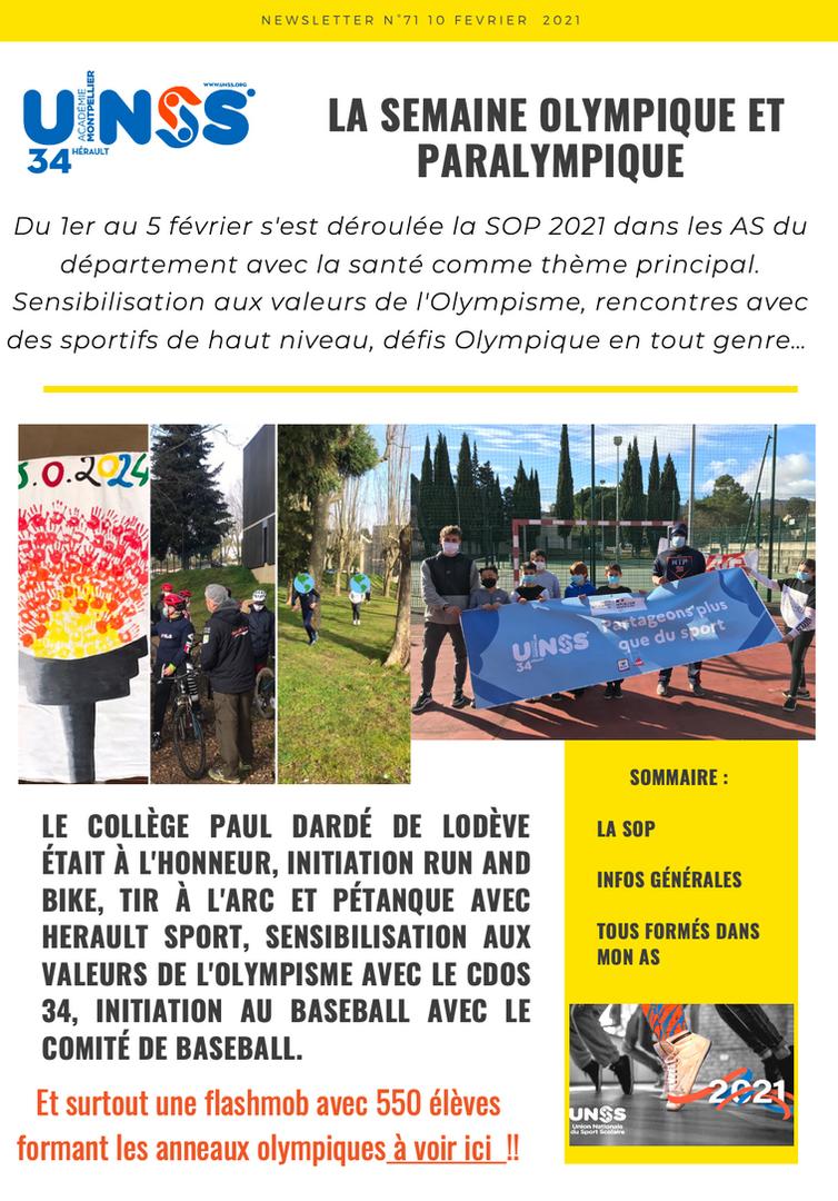 UNSS Hérault