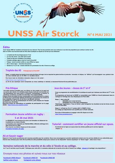 Air Storck mai 2021