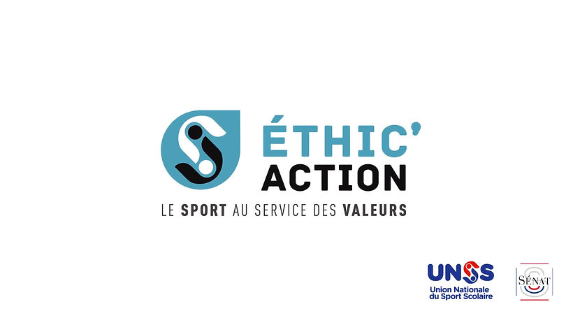 Le Prix National Ethic Action de l'UNSS