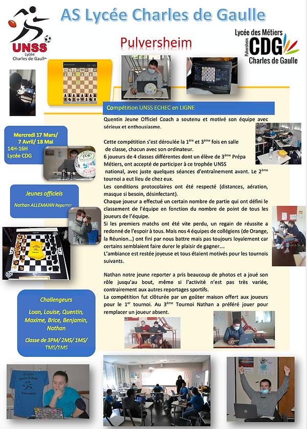 Article Trophée des AS_Echecs Jeune Rep