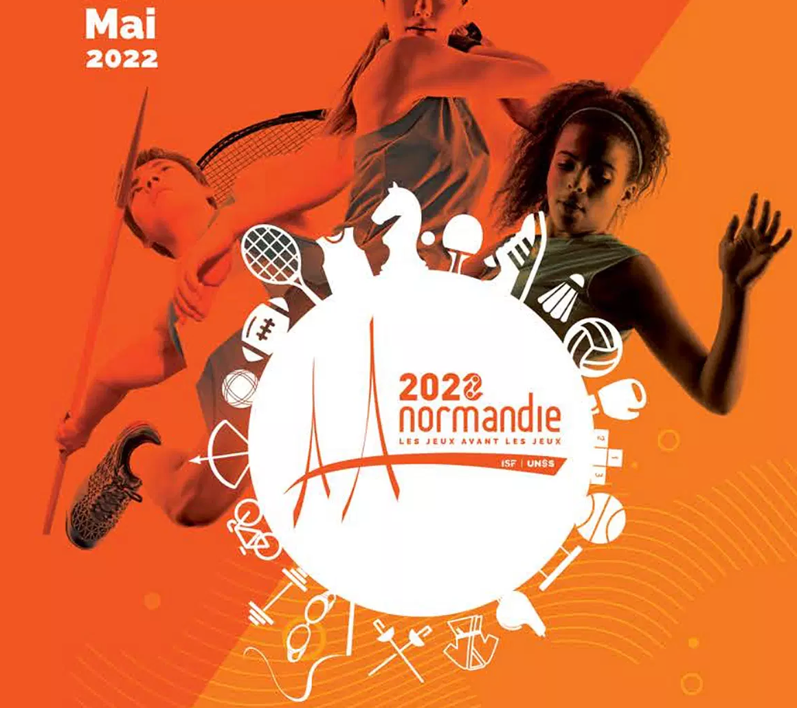 Calendrier Unss 2022 Normandie 2022 | UNSS
