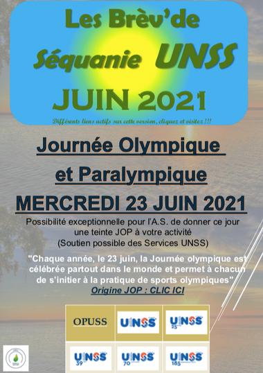 Brev' de Séquanie Juin 2021