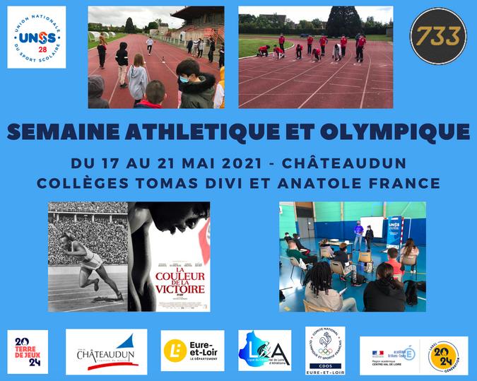 Semaine Athletique et Olympique UNSS28