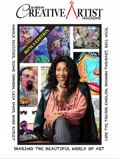 Magazine: Fall/Winter 2020 Issue BONUS EDITION