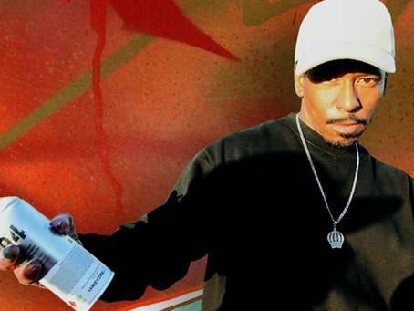 Graffiti & Style Writing Artist King Cre8