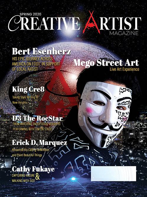 Magazine: Spring 2020