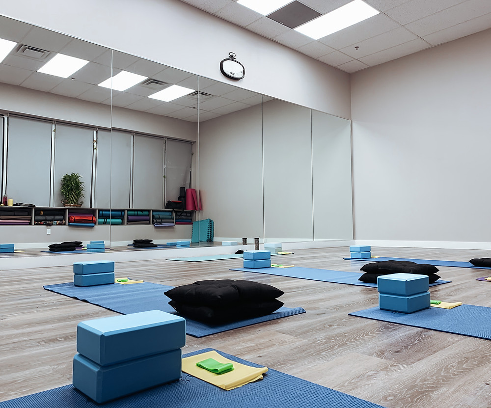 Stretching studio in Toronto