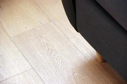 Maxiplancia Webline Rovere naturale oliato spazzolato fiammato NEROPARQUET