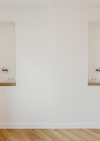 Rovere spina italiana verniciato spazzolato naturale NEROPARQUET