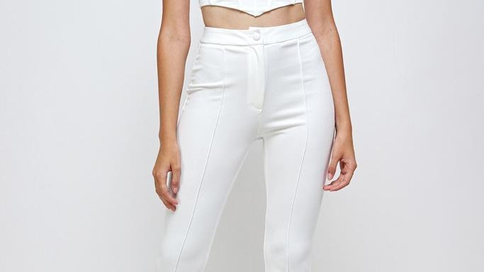 Wynter White | Pant Set