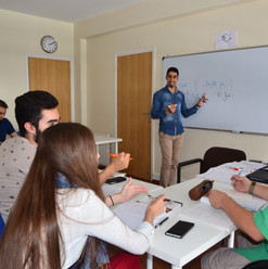Intensive Arabic courses
