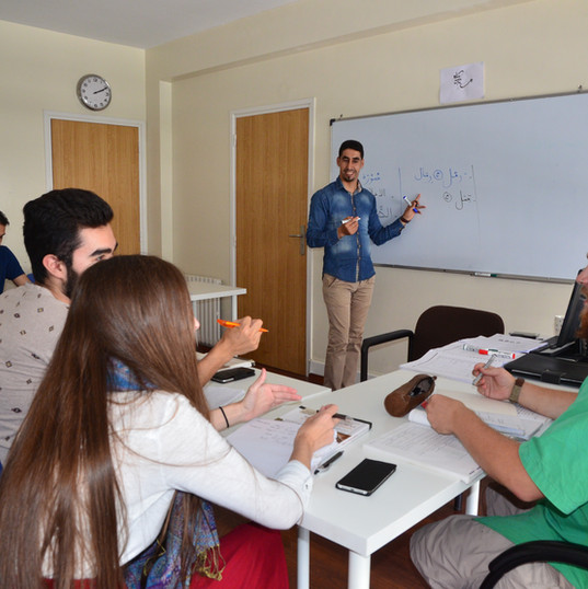 Intensive Arabic courses